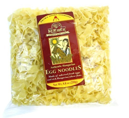 Kelemen Large Square Noodles (250g/8.8 Oz)