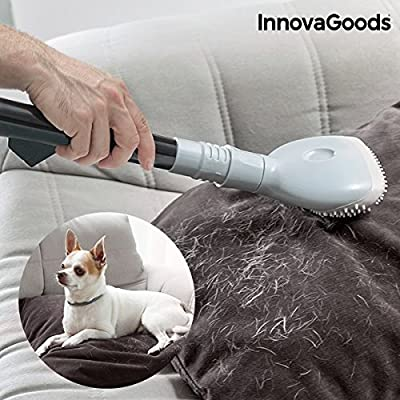 Innovagoods Cepillo Quitapelos para Aspirador, Blanco: Amazon.es: Hogar