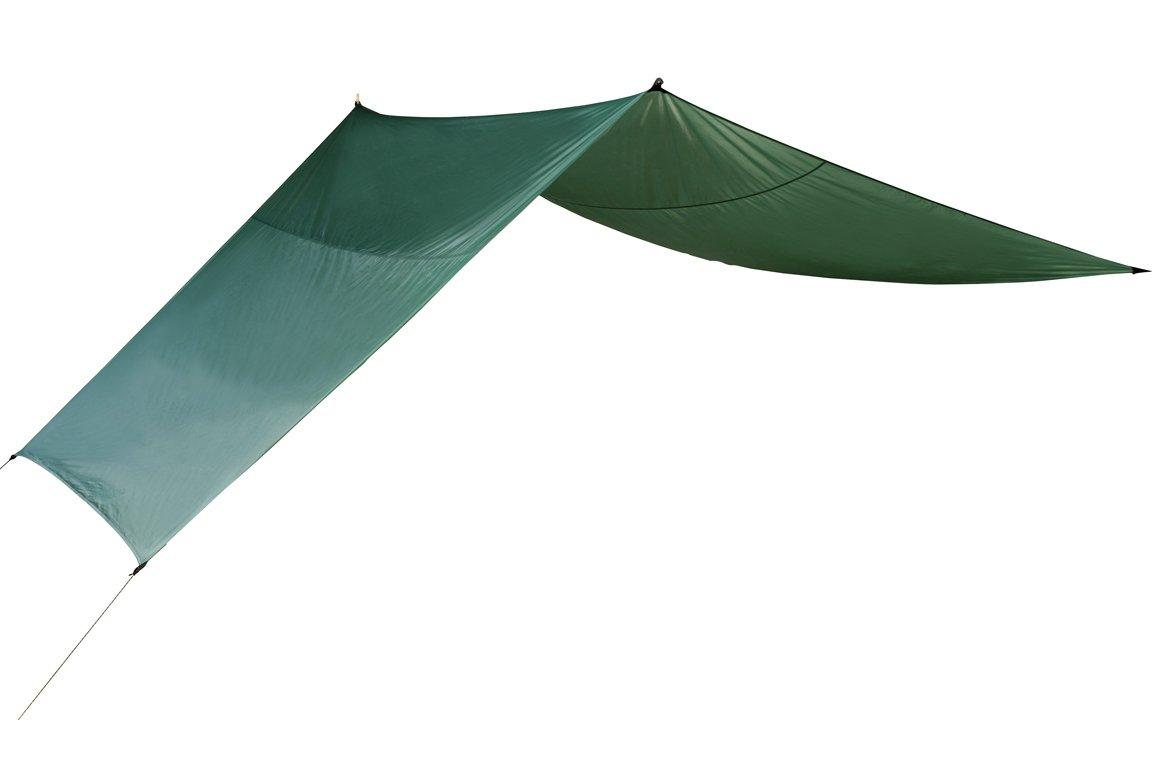 Tarp QEEDO Smart Trekking Sonnensegel Camping Outdoor 3 x 3 m wasserdicht robust