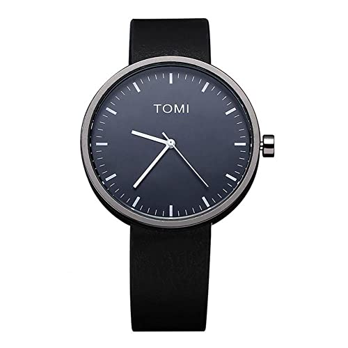 730ef7f50189 Walfront Reloj de Cuarzo Clásico para Hombres