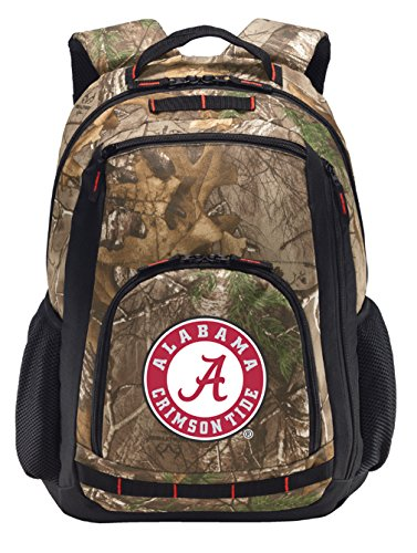 Broad Bay Alabama Camo Backpack Realtree Alabama Backpacks - Laptop Section!