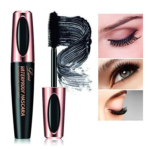 4D Silk Fiber Lash Mascara, Fiber Lash M...