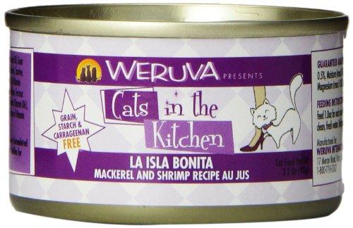 Weruva Kitchen Isla Bonita Mackerel product image