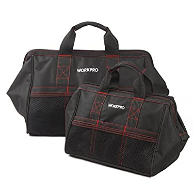 Workpro tool bag set by HANGZHOU GREAT STAR INDUCSTIRAL CO., LTD
