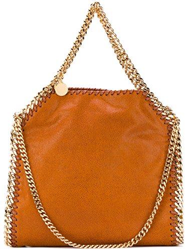 Stella Mccartney Borsa A Mano Donna 371223W93557660 Poliestere Arancione