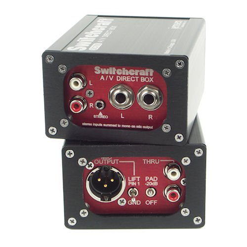 Switchcraft SC700CT - Custom Transformer by Switchcraft