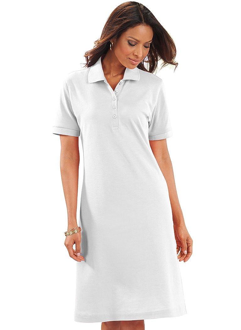 Amerimark Knit Polo Dress At Amazon Womens Clothing Store