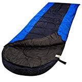 Buy RuggedTrails® Waterproof Hooded Sleeping Bag with Compression Carry Bag