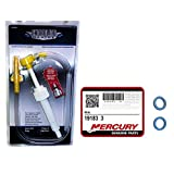 Mercury Outboard/Inboard Lower Unit Gear Lube Kit with Pump and OEM Mercury Gaskets (Oil Sold Separately)