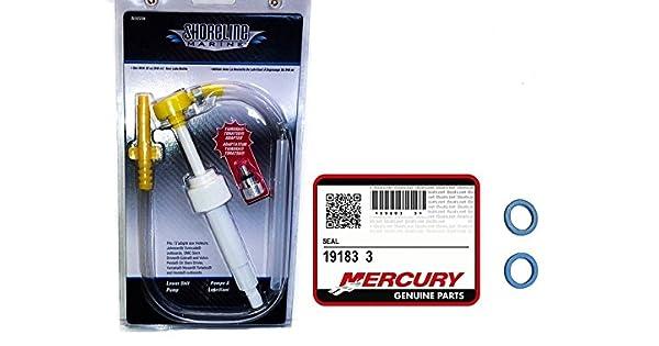 Amazon.com: Mercurio Motor fuera de borda/Inboard – Unidad ...