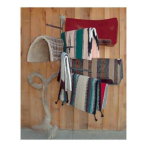 Equi Racks Wall Mount Blanket & Pad Rack