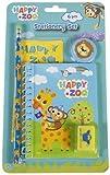 Happy Zoo C-HZ1218 6-Piece Stationery Set