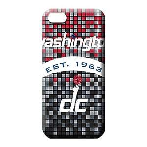 MMZ DIY PHONE CASEiphone 5/5s Ultra High Grade fashion phone skins washington wizards nba basketball