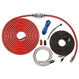 1000 watt amp install kit - Carwires AIK-PS4000 1000-Watt 4-AWG Car Amplifier Install Kit