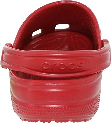 Crocs Women's Cayman Clog Red (Pepper) xBXULMhFv