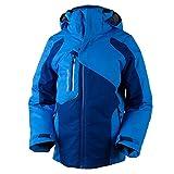 Obermeyer Kids  Boy's Outland Jacket (Little Kids/Big Kids) Stellar Blue Medium
