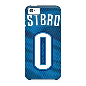 Rosesea Custom Personalized Cases Covers Compatible For Iphone 5c Hot Cases Oklahoma City Thunder