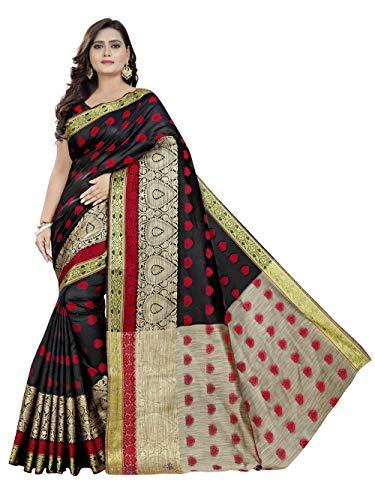 Ecolors Fab Women's cotton saree