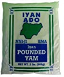 corn ado - Pounded Yam