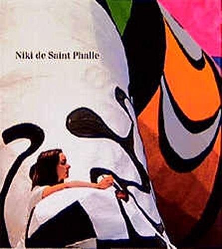Niki de Saint Phalle: anläßlich der Ausstellung Niki de Saint Phalle vom 19. Juni bis 1. November 1992 in der Kunst- und Ausstellungshalle der Bundesrepublik Deutschland in Bonn