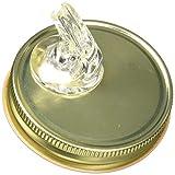 Magnuson Mason Jar Pouring Spout, Regular Size
