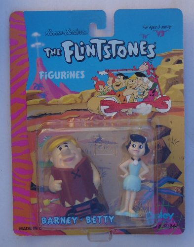Barney & Betty Rubble Flintstones