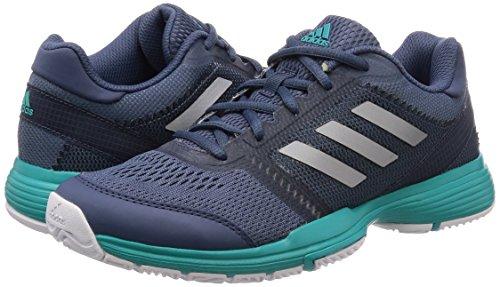 multicolor Tennis De Barricade 000 Femme W Club Chaussures Adidas Multicolore z8wIdFXxIq