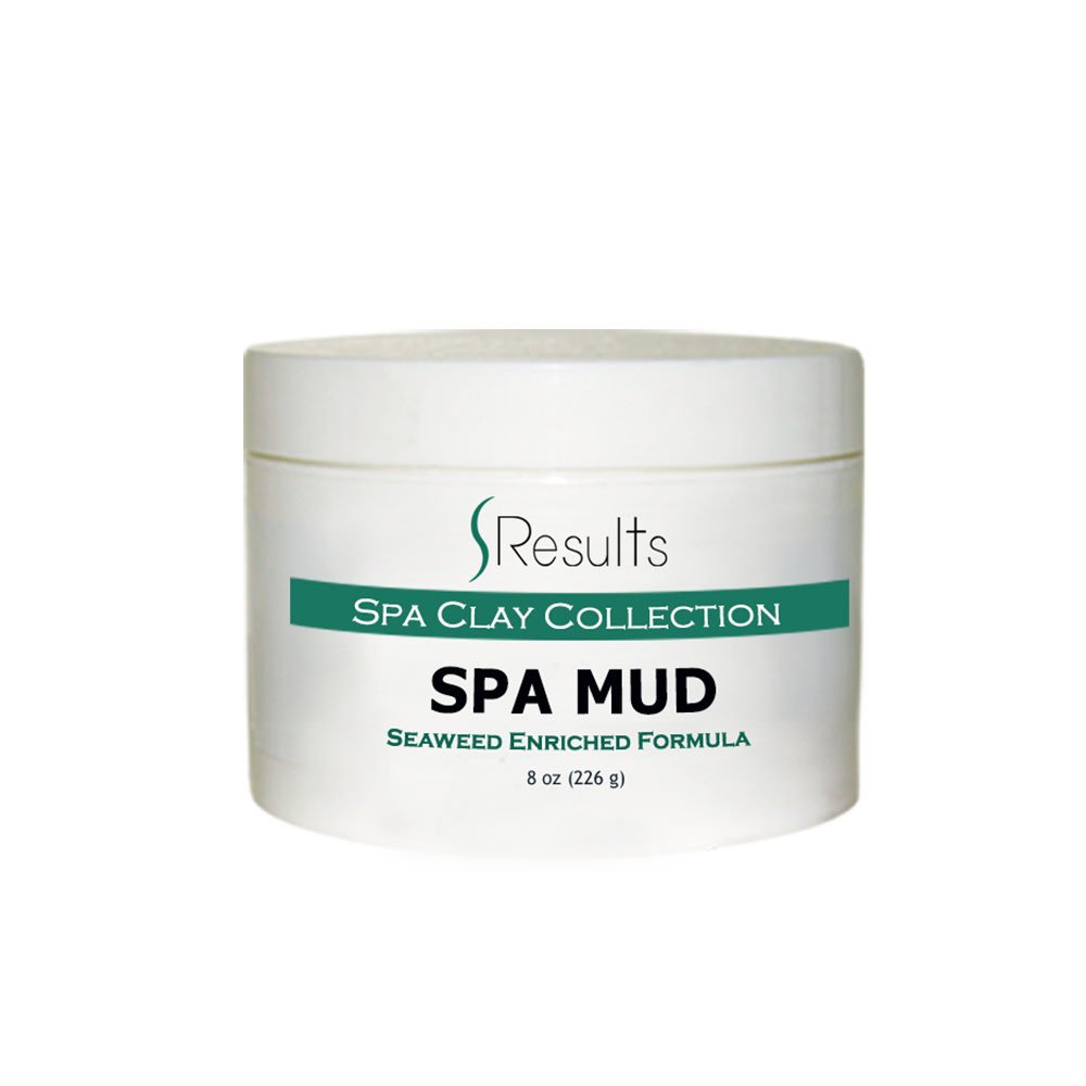 Spa Mud Seaweed Enriched Body Wrap ~ 4 Treatments by SResults