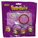 super pet crittertrail one - Superpet Crittertrail Pet Funnel Attachment Rings (Pack of 3) (One Size) (Multicolored)