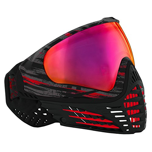 Virtue VIO Contour Thermal Goggles - Graphic Fire - Red by Virtue