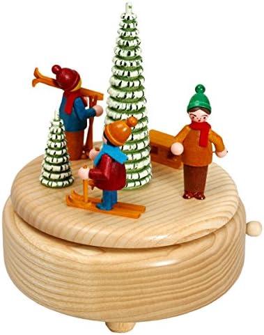 Caja de música - niños sin pintar en la caja de música de los ...