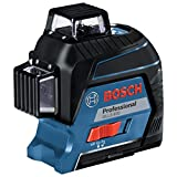 Bosch GLL3-300 360 Degree Three-Plane Leveling and Alignment-Line Laser
