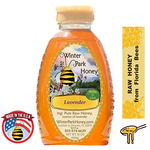 (Winter Park Honey - Raw Lavender Honey (16oz))