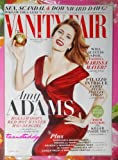 Vanity Fair Magazine January 2014 Amy Adams Cover