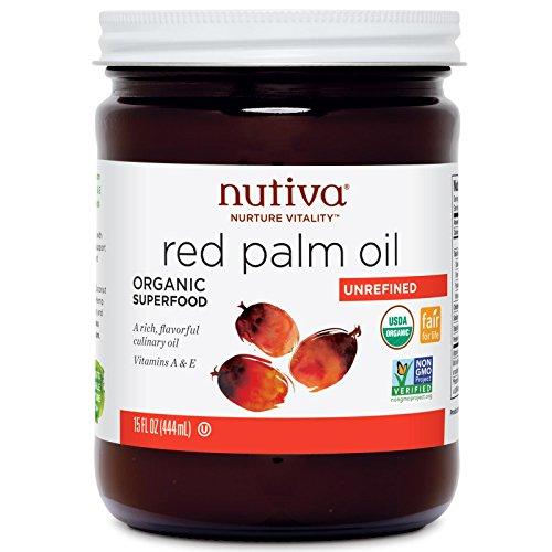 Nutiva Red Palm Oil 15