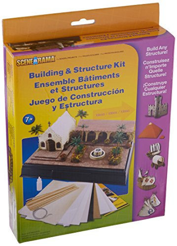 Woodland Scenics Buildings and Structures Diorama Kit (Structure Kit)