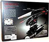 PROPEL TOYS AIR RECON REMOTE CONTROLLED INDOOR 2-SPEED HELICOPTER WITH DIGITAL RECORDING VIDEO CAMERA