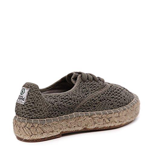 Chaussures - Espadrilles Monde Naturel waU42