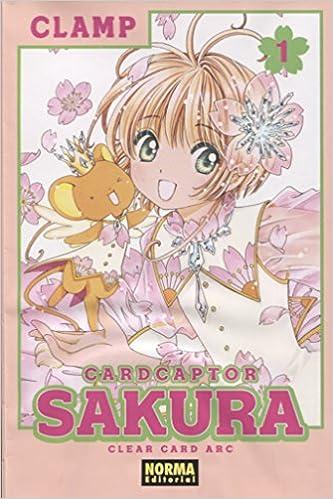 CARD CAPTOR SAKURA CLEAR CARD ARC 01: Amazon.es: Vv.Aa: Libros