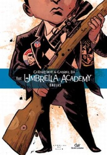 UMBRELLA ACADEMY #02 - DALLAS (CAPA DURA)