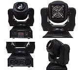 Best Set For DJs - Wonsung 60W LED gobo Moving Head Lighting spot Review