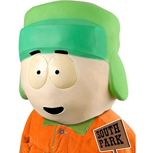 South Park Deluxe Adult Kyle Mask -