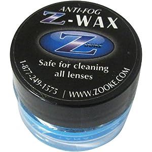 Amazon.com : Zooke Z-Wax anti-fog defogger. No. 1 TOP