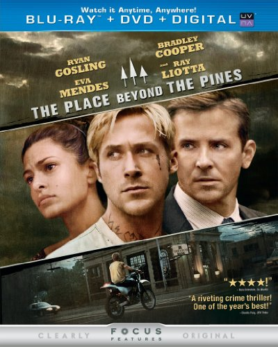 The Place Beyond the Pines [Blu-ray] (Ryan Gosling Cool)