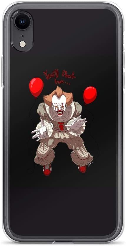 You ll Float Too IT iphone case