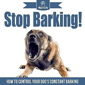 Stop Barking! Audiobook