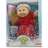 Cabbage Patch Kids Holiday 2012 Limited Edition( Blond Hair ,Blue Eyes)