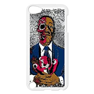 C-EUR Customized Print Breaking bad Pattern Hard Case for iPod Touch 5 by runtopwell