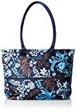 Vera Bradley Women's Lighten up Expandable Travel Tote, Java Floral