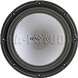 New Kenwood KFC-W12DVC 12'' 1000 Watt Dual 4-Ohm Car Audio Subwoofer Sub Stereo